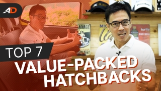 Top 7 Small Hatchbacks at ₱700K in the Philippines