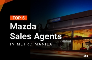 Top Mazda Sales Agents in Metro Manila on AutoDeal
