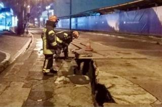 Topaz Road Cracks