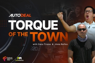 Torque of the Town AutoDeal MotoDeal podcast