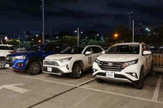 Toyota 5C Toyota manila bay