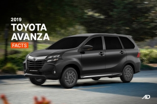 Toyota Avanza: Facts