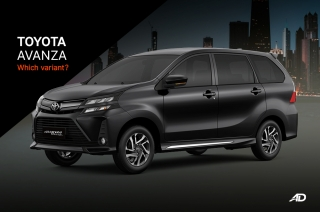 Toyota Avanza: The Spartan mover – Which Variant?