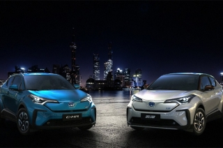 Toyota, BYD partnership