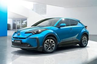 Toyota C-HR BEV