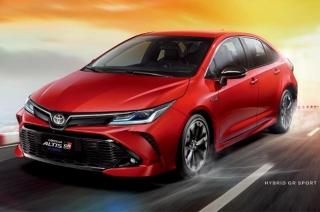 Toyota Corolla Altis GR-Sport
