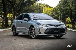 Toyota corolla altis hybrid philippines