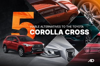 Toyota Corolla Cross Alternatives in the Philippines