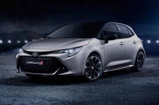 Toyota Corolla GR hatchback