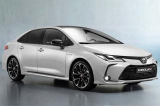 Toyota Corolla GR Sport Europe