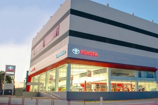 Toyota Dealership Philippines
