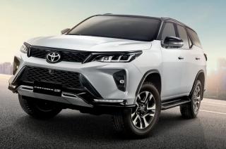 Toyota Fortuner GR-S New