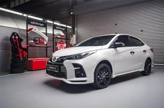 Toyota GR Corner