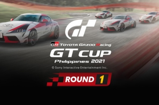 Toyota GR GT Cup