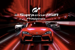Toyota GR Supra GT Cup Asia