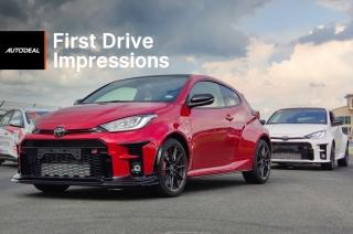 Toyota GR Yaris First Drive Impressions