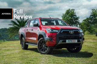 Toyota Hilux Conquest Review