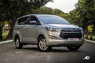 Toyota Innova E 2.8L diesel turbo