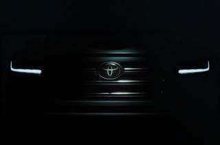 Toyota Land Cruiser teaser video