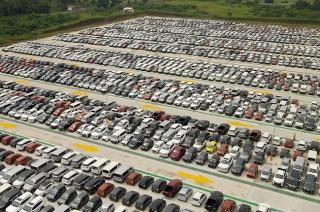 Toyota Motor Philippines inaugurated its Batangas Vehicle Center