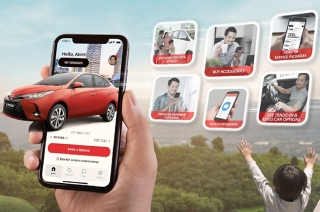 Toyota Motor Philippines launches its latest myTOYOTA app