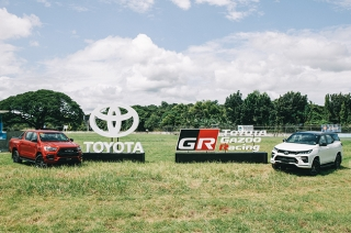 Toyota Philippines launches the GR Sport versions of the Fortuner and Hilux