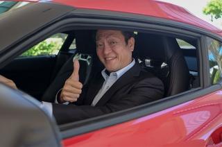 Toyota Philippines new president Atsuhiro Okamoto