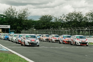 Toyota Philippines postpones the 2nd round of Vios Racing Cup