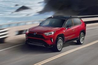 Toyota RAV4 Prime Plug-In Hybrid
