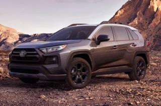 Toyota RAV4 sales