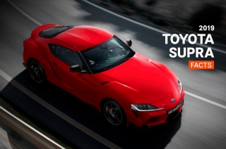 Toyota Supra Facts