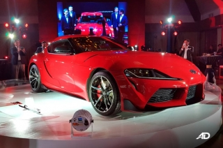 Toyota Supra PH launch