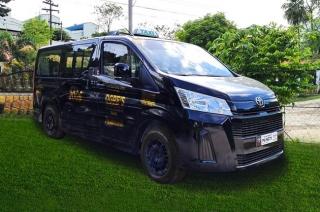 Toyota Taxis in Cebu
