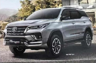 Toyota to release a TRD Sportivo trim for the refreshed Fortuner