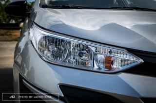 Toyota Vios headlight