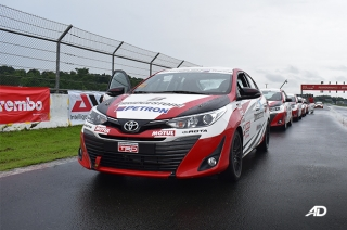 Toyota Vios Racing Festival Race Car