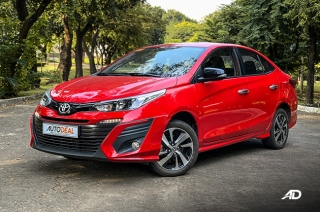 Toyota vios remains top seller for Toyota Philippines