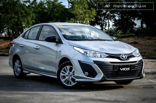 Toyota Vios Worry-free ownership Package