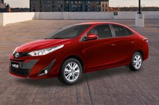 Toyota Vios XLE variant