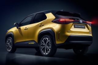 Toyota Yaris Cross Subcompact Crossover