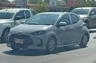 Toyota yaris thailand