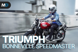 Triumph Bonneville Speedmaster Review - Beyond the Ride