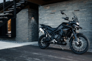 Triumph unveils special James Bond-inspired Tiger 900 Rally Pro