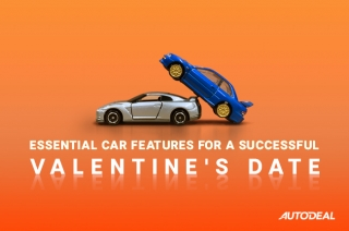 valentine's day car