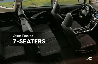 value-packed 7-seaters in the Philippines under P1-million