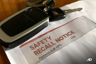 Vehicle Safety Recalls in the Philippines