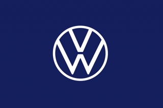Volkswagen global new logo