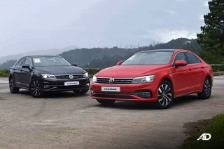volkswagen lamando media drive initial review