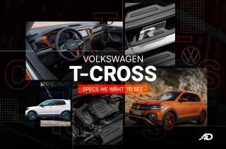 Volkswagen T-Cross: Specs We Want to See