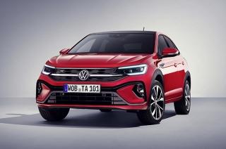 Volkswagen Taigo makes European debut